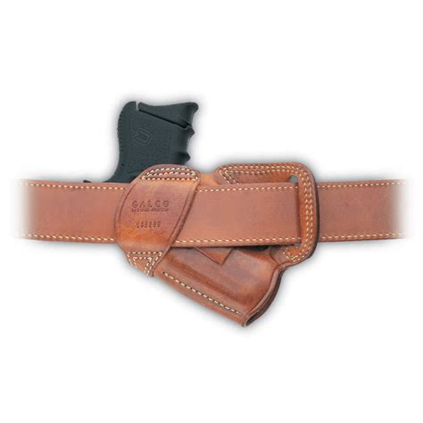1911 small of back concealed carry holsters galco s o b small of back leather holster