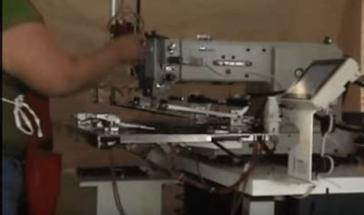 pattern making machine manufacturers fully automated production line for 5 pocket jeans