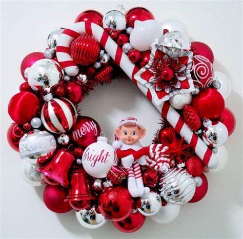 x ornaments erika makes a fabulous wreath using our