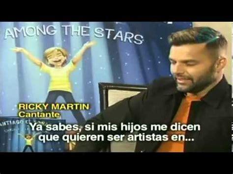 santiago el sonador entre ricky martin lanza su libro santiago el so 241 ador ricky martin s book james the resonator youtube