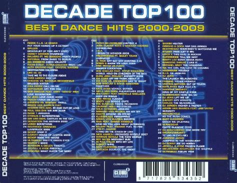 house music 2000 decade top 100 best dance hits 2000 2009 various artists songs reviews credits allmusic