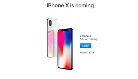 apple x malaysia apple announced the price for iphone x in malaysia and it