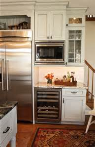 Kitchen Microwave Ideas Best 25 Built In Microwave Ideas On Cabinets