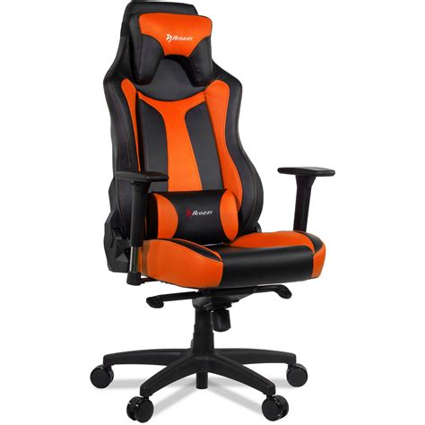 Orange Gaming Chair by Arozzi Vernazza Gaming Chair Orange Vernazza Or B H Photo