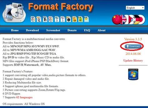 format factory khong chuyen doi duoc format factory phần mềm download phần mềm miễn ph 237