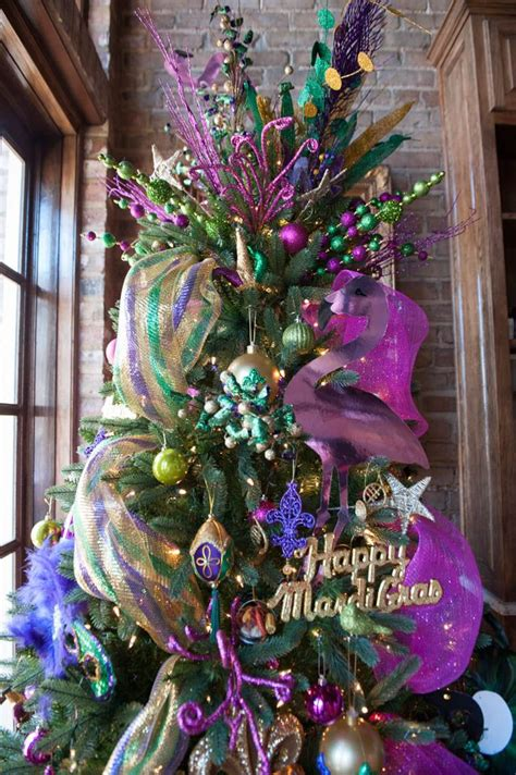 gras house x mas turn your tree into a mardi gras tree louisiana mardi gras