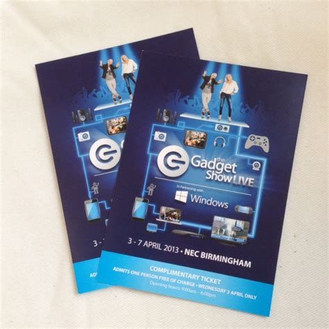 Gadget Show Giveaway - we are at gadget show live in birmingham april 2013 stand d60 mendmyi blog
