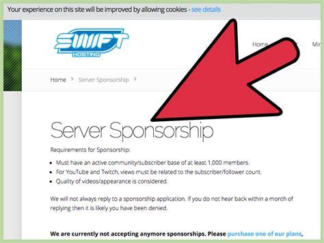 membuat vps sendiri cara membuat server minecraft gratis dengan vps me wikihow