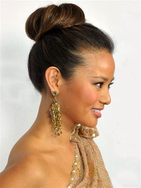 bun styles for african american women african american hairstyles trends and ideas cute bun