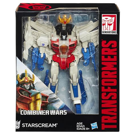 Harga Make And The Beast Set generations combiner wars leaders skywarp and starscream