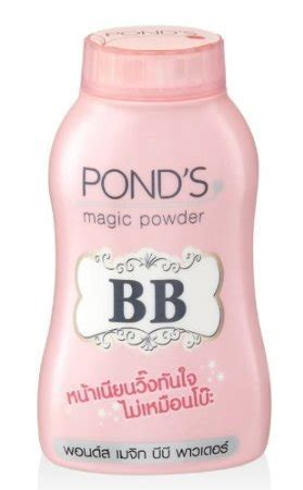 Ponds Bb Magic Powder Original From Thailand Ponds Bedak Original pond s magic powder and blemish sweetie pink 50g 3 pack