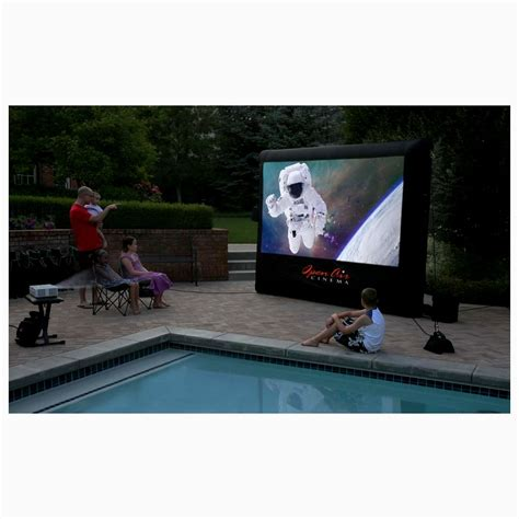 backyard projectors outdoor how to set up your own backyard theater systems