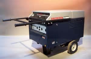 Honda 5500 Generator Honda 5500 Studio Generator Town Country Event Rentals