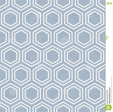 tile pattern repeat blue and white hexagon tile pattern repeat background