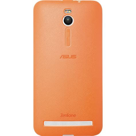 asus bumper for zenfone 2 orange 90xb00ra bsl2x0 b h