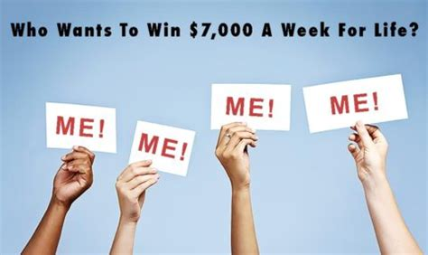 Pch Win 7000 A Week For Life - 7 ways to enter to win 7 000 a week for life pch blog