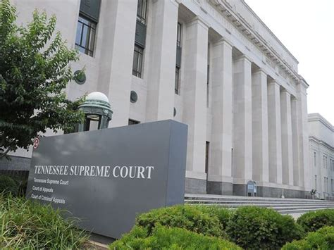 State Of Tennessee Court Records Tennessee Supreme Court Denies Records In Vanderbilt