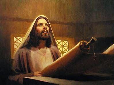imagenes de jesus leyendo en la sinagoga 23 octubre 2014 misal diario
