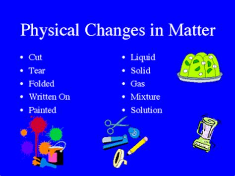 physical matter definition science what is the difference between the