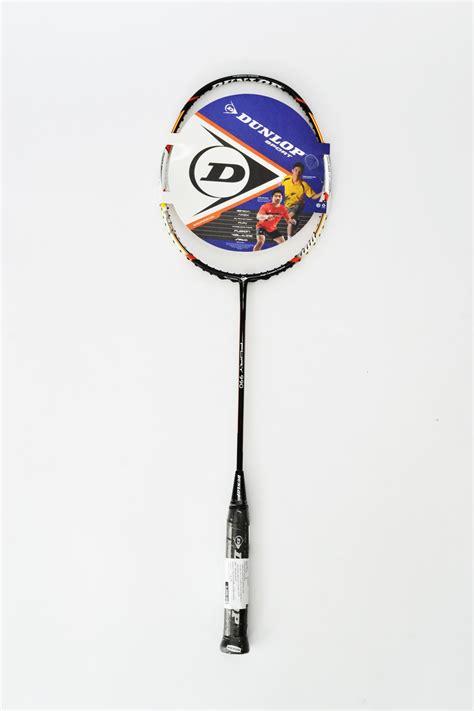 Raket Badminton Dunlop Fury 990 dunlop fury990แถมเอ นyonex พ นด าม ส นค าหมด