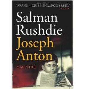 buy the ones a dolly a memoir books joseph anton a memoir book by salman rushdie rs 190