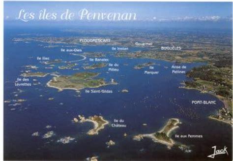 les iles de penvenan port blanc photos des environs de