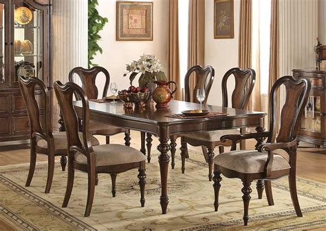 Francis Classic Dining Room Table Set Set Dining Room Table