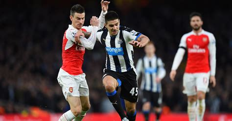 aleksandar mitrovic in arsenal v newcastle united arsenal 1 0 newcastle recap the fall out from the latest