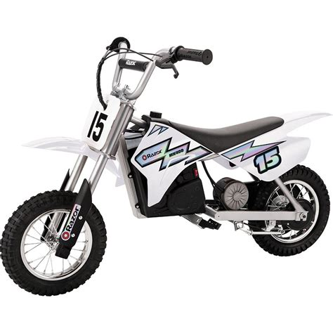 razor dirt rocket electric motocross bike razor mx400 dirt rocket 24v electric toy motocross