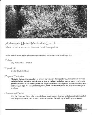 Resume Patty Zevallos Design Sle United Methodist Church Bulletin Template