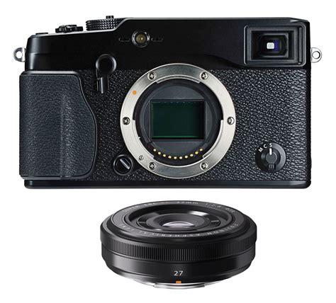 Fujifilm Lens Xf 27mm F2 8 C Black deal fujifilm x pro1 w xf 27mm f 2 8 r lens for 699