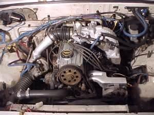 Ford 2 3 Turbo Engine 92 Mazda B2200 Turbo Mazda