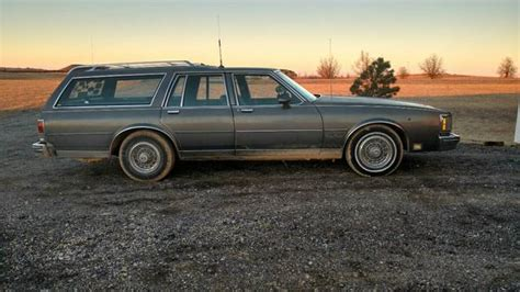 Sleeper Wagon by 1986 Oldsmobile Sleeper Wagon Salina Ks