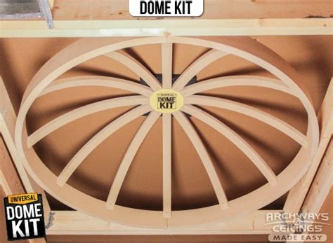 ceiling domes simplified l new consruction and remodels