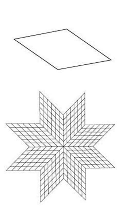 lone star quilt coloring page free free english paper piecing 8 point diamond lone star