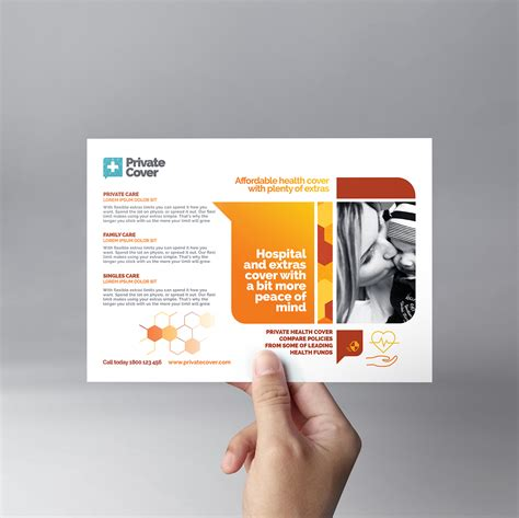 Health Insurance Flyer Template V2 Brandpacks Insurance Flyer Templates