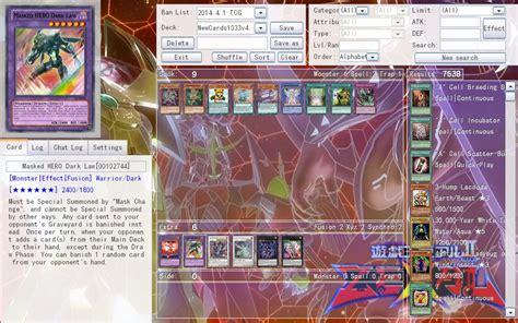 aptoide ygopro 1 4 ygopro release notes ygopro 1 033 0 v4 masked hero dark law