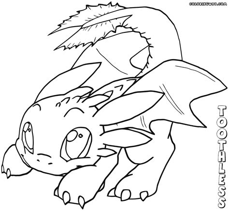 printable coloring pages how to your toothless coloring pages coloring pages to and