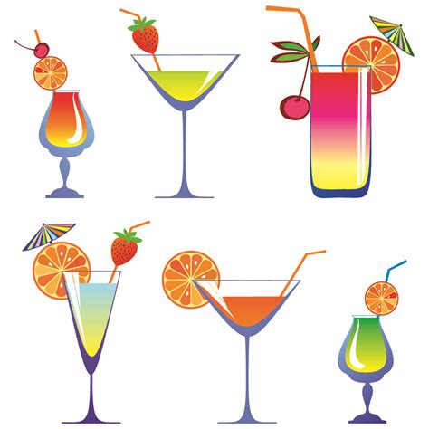 cartoon wine glass cartoon high glass and juice 01 vector free vector 4vector