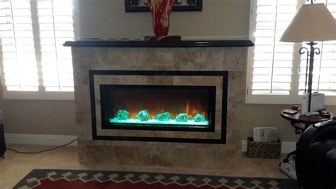 Even Glow Electric Fireplace by Is An Electric Fireplace Worth The Money Angie S List