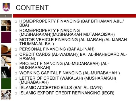 Musharakah Letter Of Credit fundamental of islamic banking application of funds