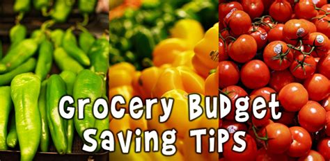 grocery budget saving tips    save money guest