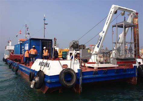 ispettorato di porto di venezia motopontone meduna nautilus