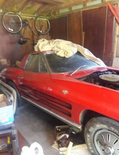 1964 corvette for sale craigslist corvettes on craigslist one owner 1964 corvette in san
