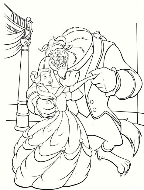 beauty and the beast coloring pages gaston gaston with diaetme lefou disney rose lefou beauty and the