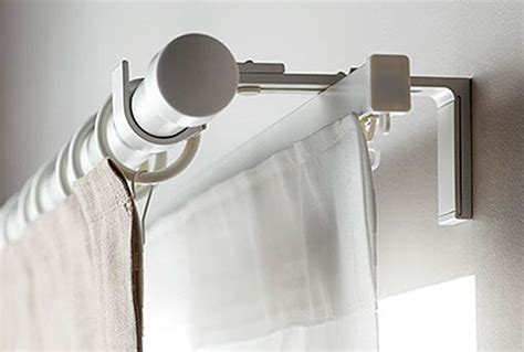 ikea curtain rods and rails 25 best ideas about curtain rails on pinterest jewelry