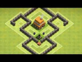 Hall 4 trophy war base design th4 defense replays 2015 youtube
