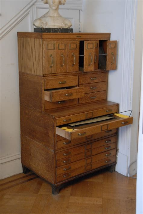 library bureau antique oak library bureau sole makers filing cabinet