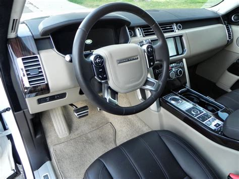 Range Rover 2015 Interior by 2015 Range Rover Lwb Gallery Aaron On Autos