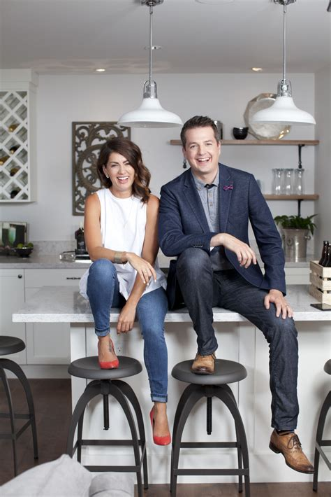 see jillian harris and todd talbot of hgtv s quot love it or